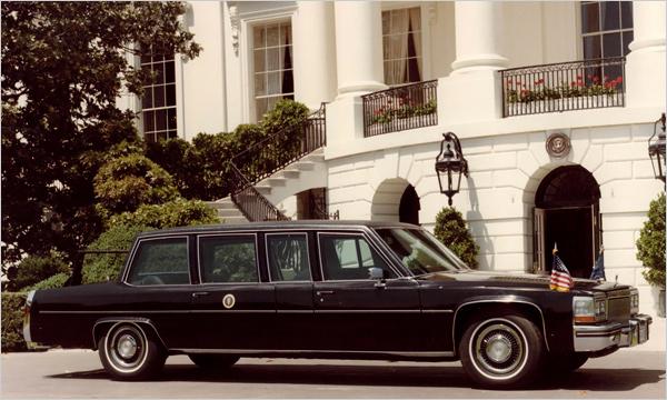 Reagan_limo